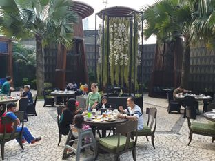 Foto review Palm Court - Four Seasons oleh ig: @andriselly  9