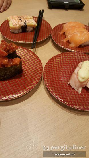 Foto 5 - Makanan di Genki Sushi oleh Annisa Nurul Dewantari