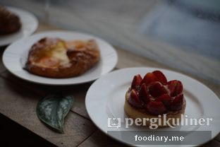 Foto 2 - Makanan di Levant Boulangerie & Patisserie oleh @foodiaryme | Khey & Farhan