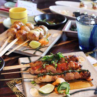 Foto 5 - Makanan(Tori momo kushiyaki) di Enmaru oleh Claudia @claudisfoodjournal