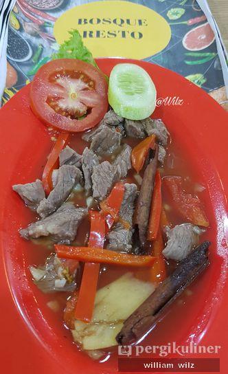 Foto Makanan di Bosque Resto