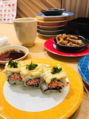 Foto 1 - Makanan di Tom Sushi oleh Margaretha Helena #Marufnbstory