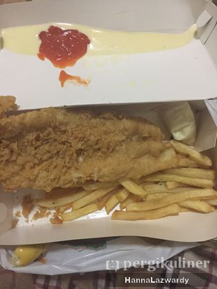 Foto review Fish Streat oleh Hanna Lazwardy 1