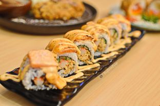 Foto 4 - Makanan(Spicy Salmon Roll) di Kimukatsu oleh Lastia @tasteintrip