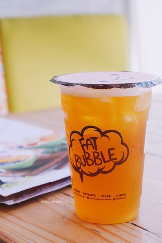 Foto Makanan di Fat Bubble