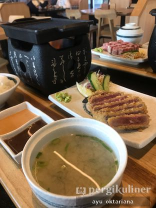 Foto 3 - Makanan di Yamato Gyukatsu oleh a bogus foodie