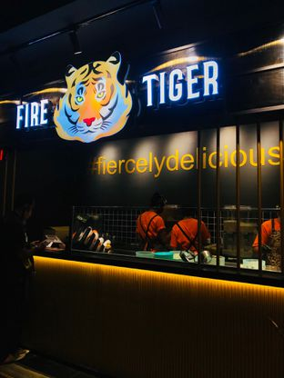 Foto review Fire Tiger oleh Margaretha Helena #Marufnbstory 4