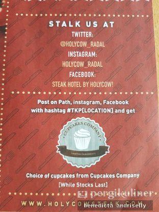 Foto 4 - Menu di Steak Hotel by Holycow! oleh ig: @andriselly