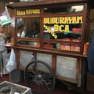 Foto 3 - Interior di Bubur Ayam Samping BCA Khas Mayong oleh Anne Yonathan