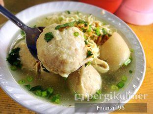 Foto 1 - Makanan di Bakso Aloy oleh Fransiscus