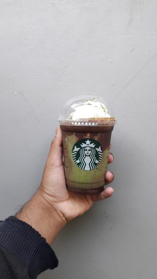 Foto review Starbucks Coffee oleh james jshu bogorinstakuliner  2