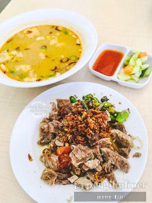 Foto - Makanan(Oseng Daging) di Soto Betawi H. Mamat oleh Irene Stefannie @_irenefanderland