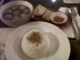 Foto 1 - Makanan di Huize Trivelli Heritage Resto & Pattisier oleh thomas muliawan
