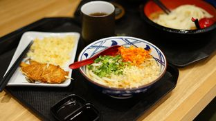 Foto 2 - Makanan di Marugame Udon oleh deasy foodie