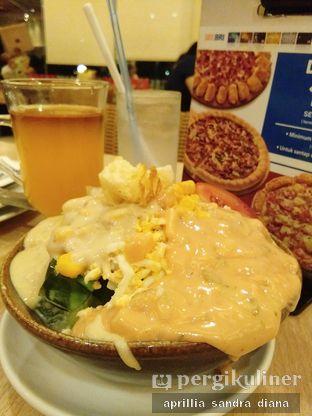 Foto 2 - Makanan(Salad) di Pizza Hut oleh Diana Sandra