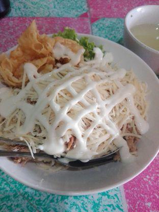 Foto 4 - Makanan(Mie ayam mix (keju & mayonise)) di Warung Ovie oleh farra laila