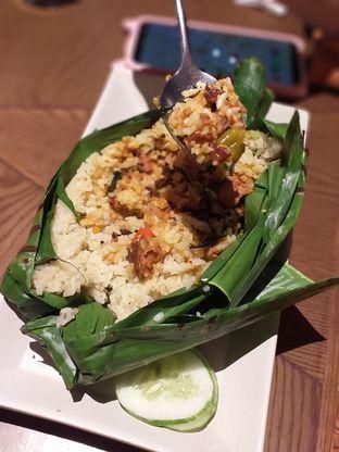 Foto 2 - Makanan(Nasi Bakar Ayam Asap) di Remboelan oleh Qorry Ayuni