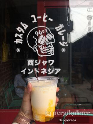 Foto review Custom Coffee Garage oleh Desy Mustika 1