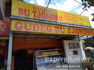 Foto review Gudeg Bu Tjondro oleh Iin Puspasari 2