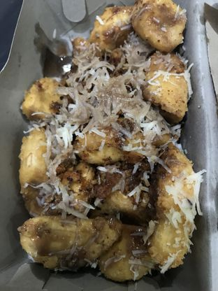 Foto - Makanan di Radja Pisang Goreng Keju Crispy oleh @stelmaris