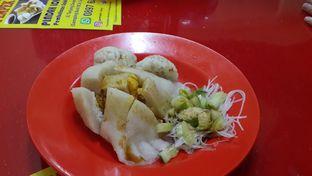Foto 1 - Makanan(Pempek Keriting, Pempek Kapal Selam) di Pempek Tenny oleh Chrisilya Thoeng