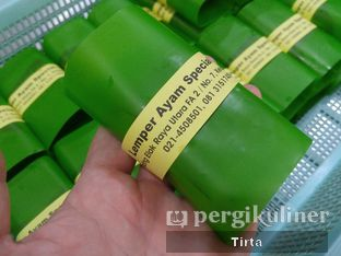 Foto review Pangsit Mie & Lemper Ayam 168 oleh Tirta Lie 9