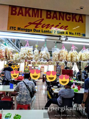 Foto 4 - Interior di Bakmi Bangka Amin oleh Ruly Wiskul