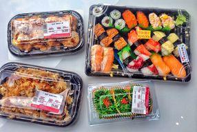 Foto AEON Sushi Dash & Go