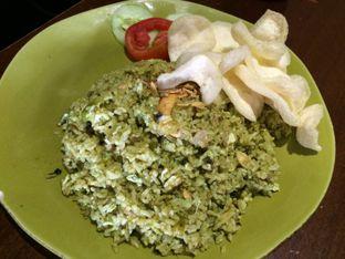 Foto 2 - Makanan(Nasi Goreg Cabe Ijo) di Street Food Festival oleh Elvira Sutanto