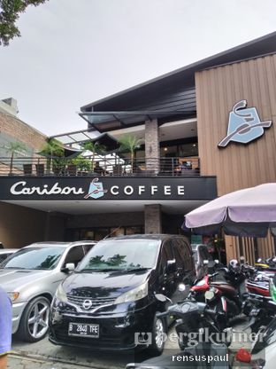 Foto review Caribou Coffee oleh Rensus Sitorus 5