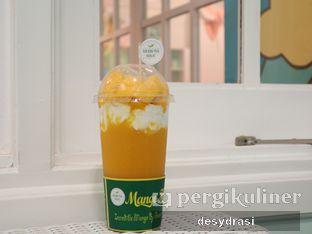 Foto 2 - Makanan(Mango Holic) di Greentea Holic oleh Desy Mustika