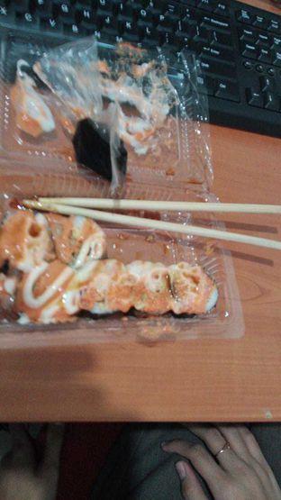 Foto review Tanoshi Sushi oleh cha_risyah  3