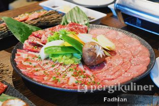 Foto review WAKI Japanese BBQ Dining oleh Muhammad Fadhlan (@jktfoodseeker) 4