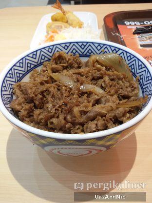 Foto 1 - Makanan(Beef original reguler) di Yoshinoya oleh UrsAndNic