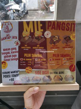 Foto review Mie Mantap Jaya oleh Angela Debrina 3