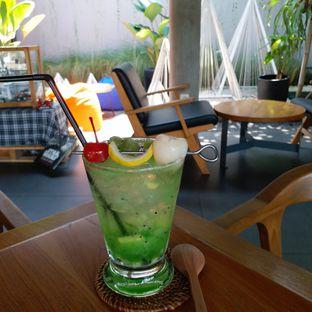 Foto 3 - Makanan(kiwi ginger) di O'Rock The Eatery and Coffee oleh Kuliner Limited Edition