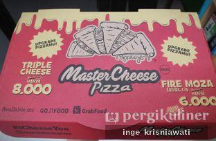 Foto review Master Cheese Pizza oleh Inge Inge 1
