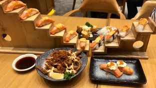 Foto - Makanan di Sushi Hiro oleh kdsct