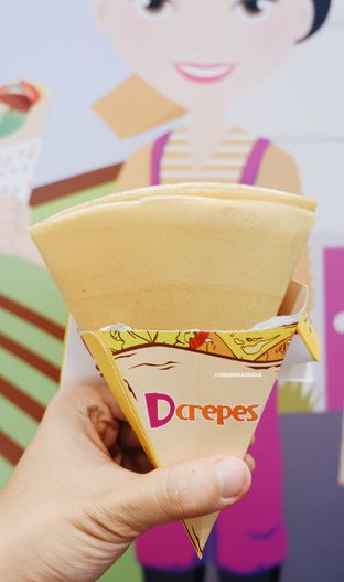 Foto 3 - Makanan di D'Crepes oleh Indra Mulia