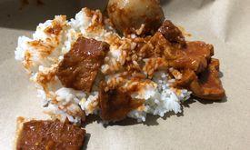 Nasi Bali Pengampon