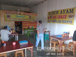 Foto review Bubur Ayam Spesial Khas Cianjur oleh Gregorius Bayu Aji Wibisono 3