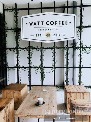 Foto review Watt Coffee oleh Ria Tumimomor IG: @riamrt 1