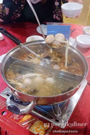 Foto 2 - Makanan di X.O Suki oleh Shella Anastasia
