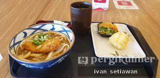 Foto 1 - Makanan di Marugame Udon oleh Ivan Setiawan