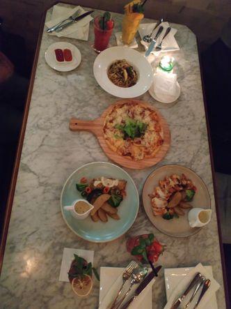 Foto Makanan di The Goods Diner