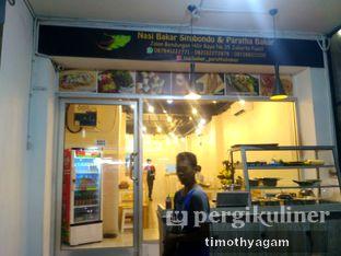 Foto review Nasi Bakar Situbondo & Paratha Bakar oleh Kuliner Sama Agam 7
