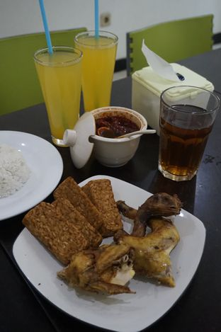 Foto 1 - Makanan di Ayam Goreng Berkah oleh yudistira ishak abrar