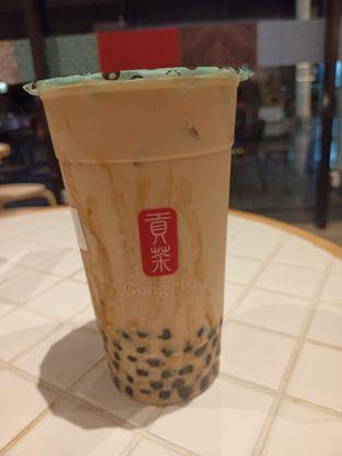 Foto review Gong cha oleh Marshella | IG : celsherin & marshella_w 1