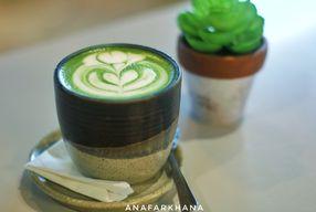Foto GrindJoe Coffee - Moxy Hotel