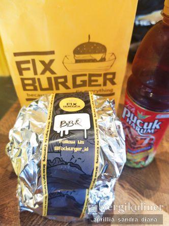 Foto Makanan di FIX Burger